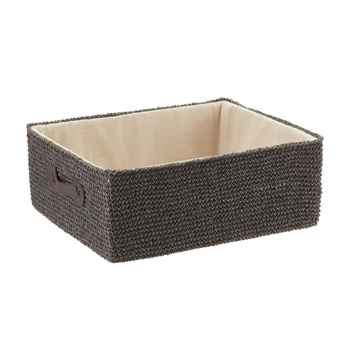 Crochet Storage Bin