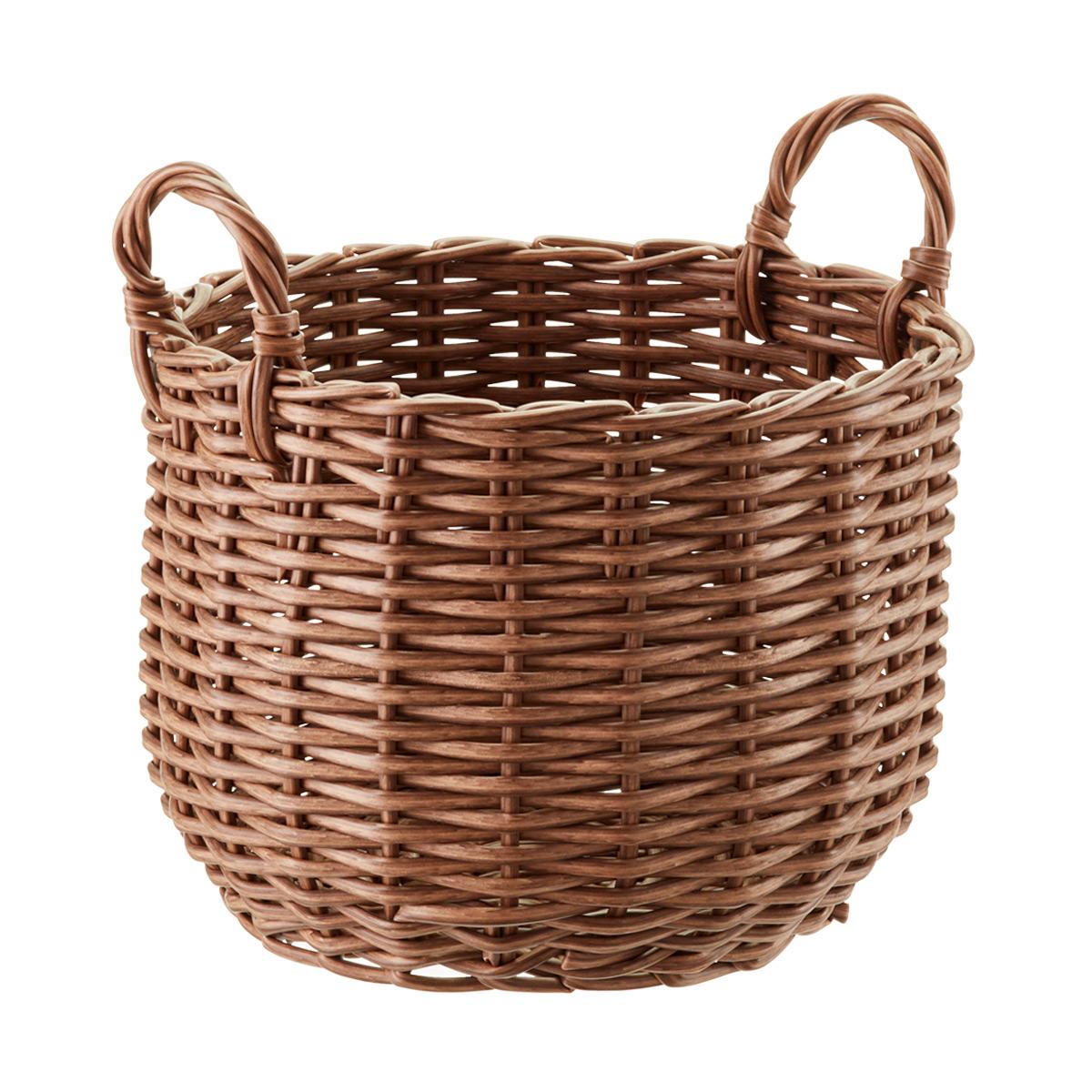 Storage Basket w/Handles