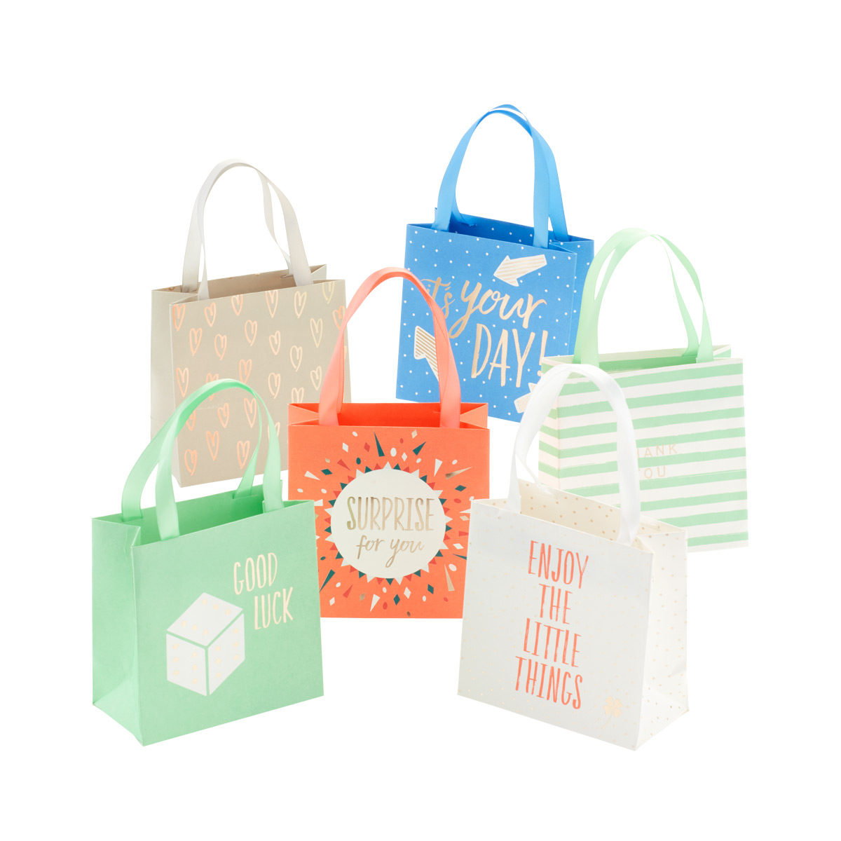 Mini Tote Sayings