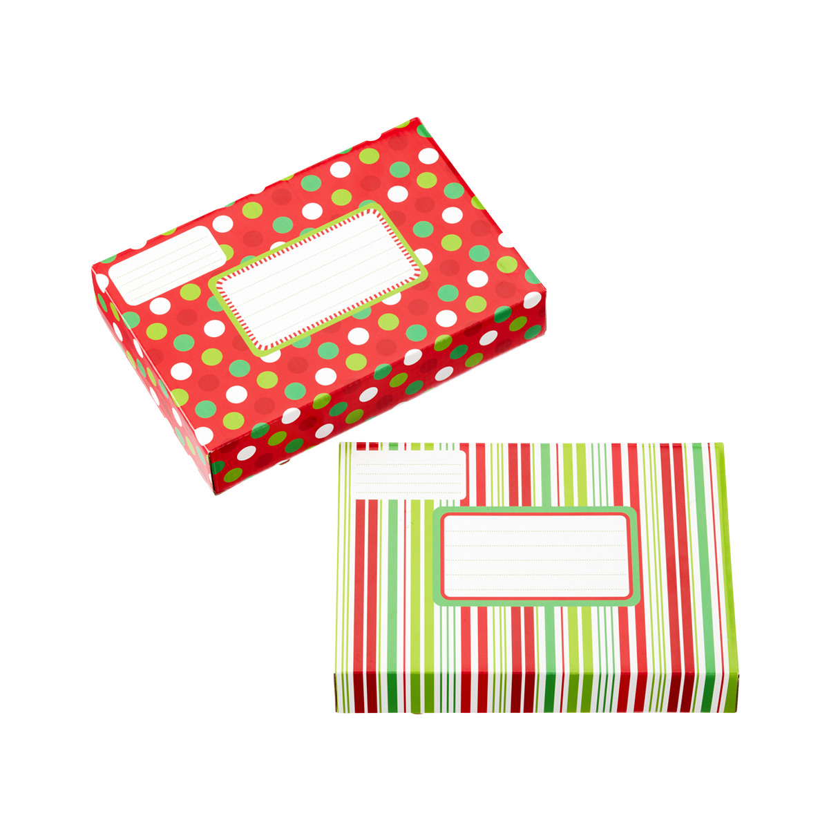 Mailing Box Holiday Graphic