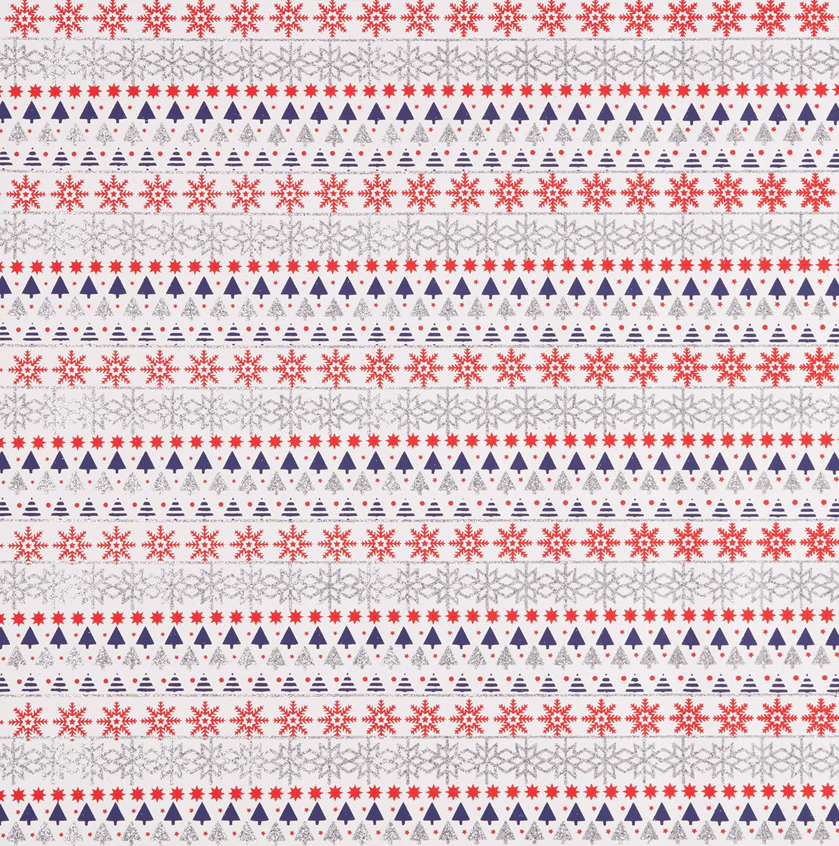 Wrap Sheets Glitter Nordic