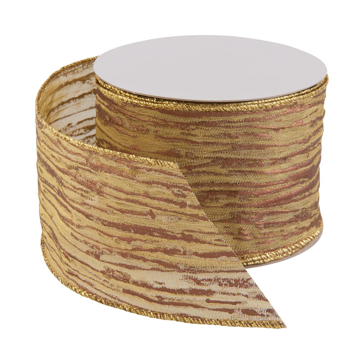 Ribbon Wired Woodgrain
