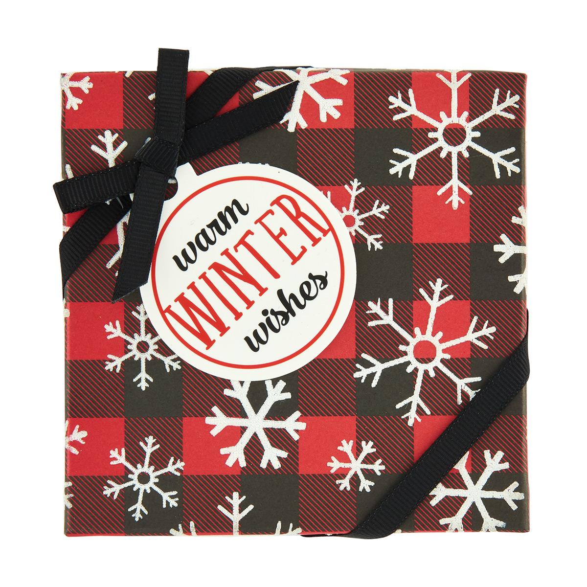 Gift Card Holder Buffalo Check