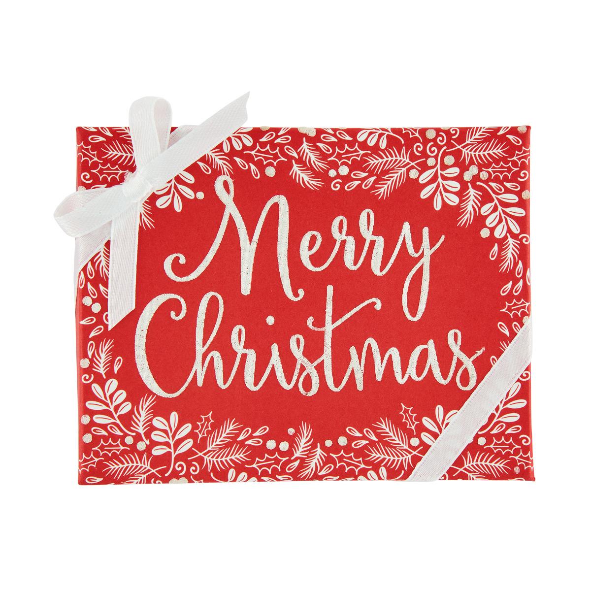 Gift Card Holder Merry