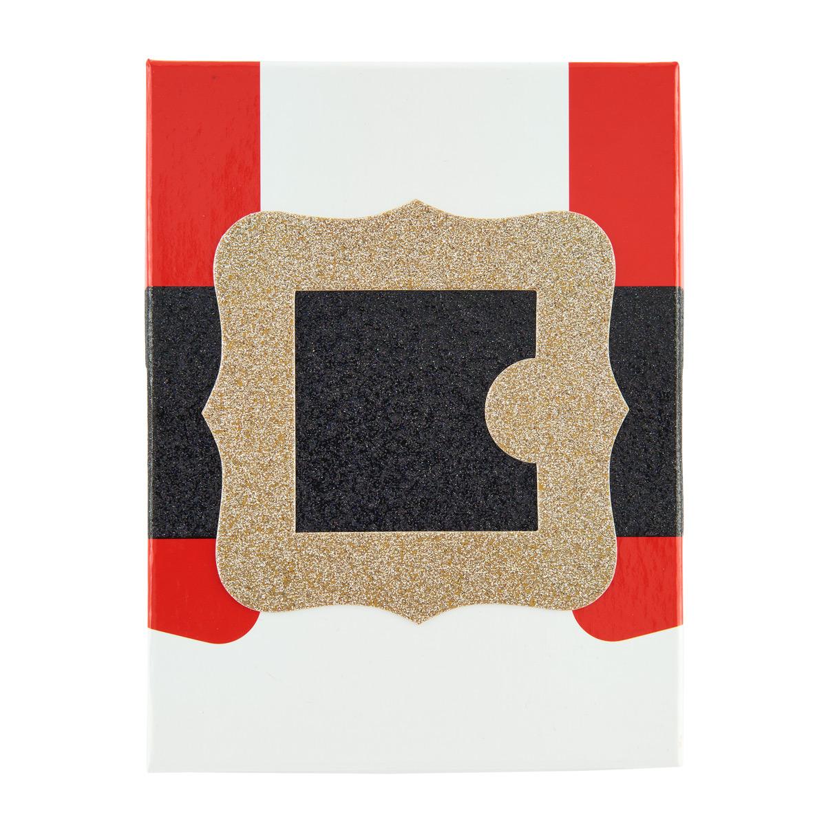 Gift Card Holder Santas Buckle