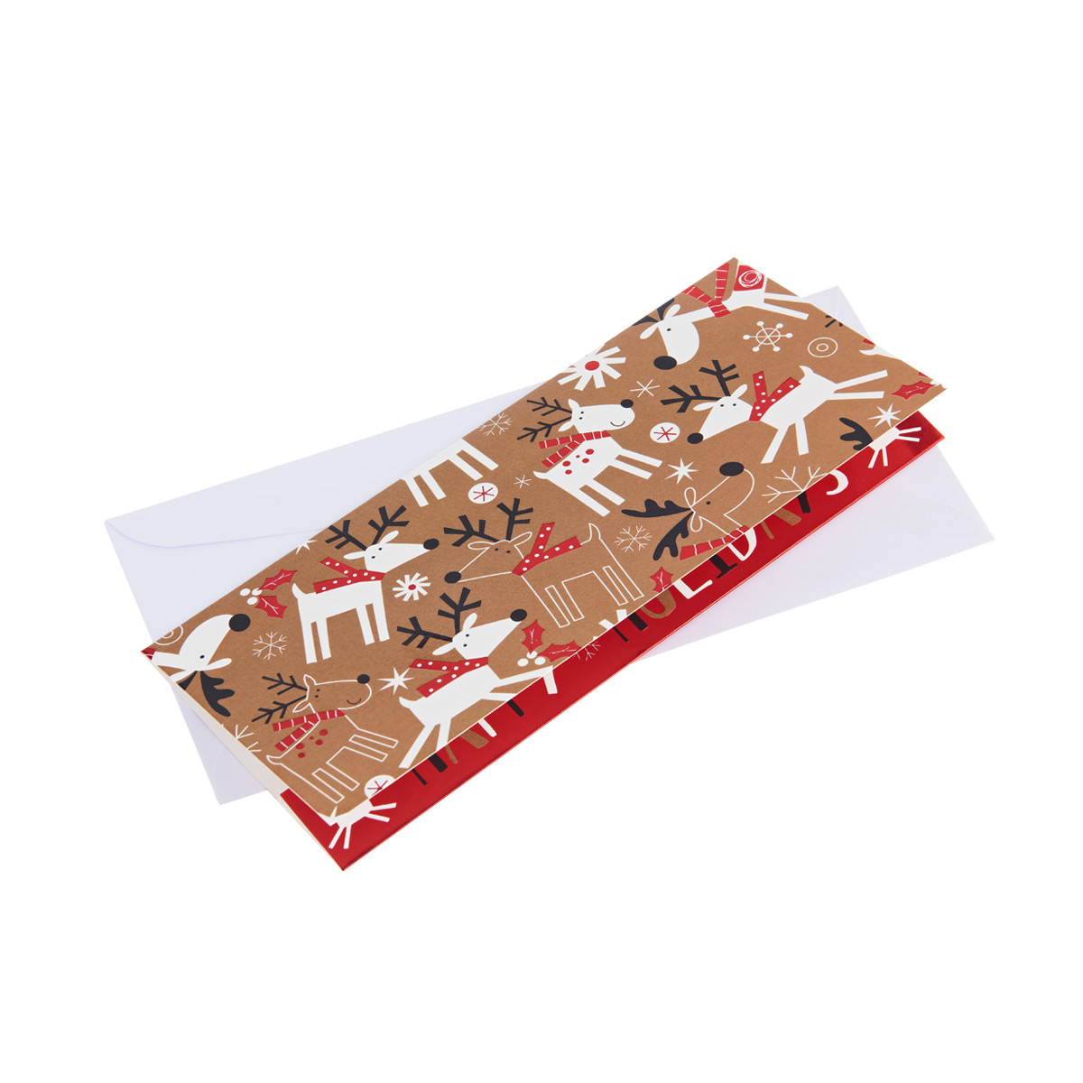 Money Holder Reindeer Hop