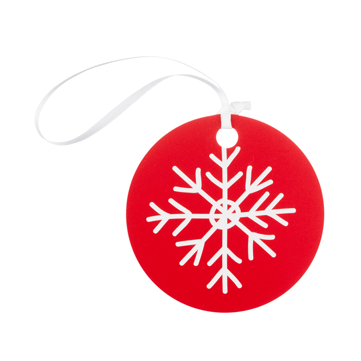 Gift Tags Snowflake