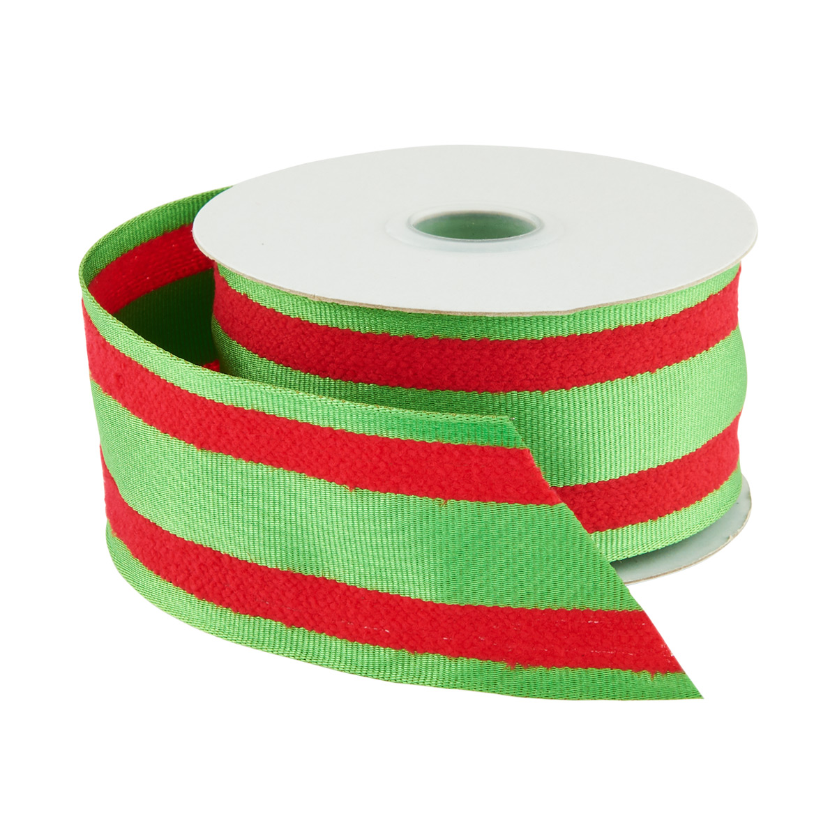 Ribbon Wired Bright Green