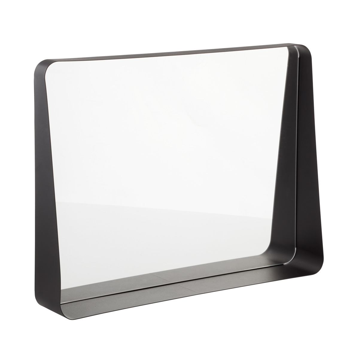 Horizontal Arch Wall Mirror