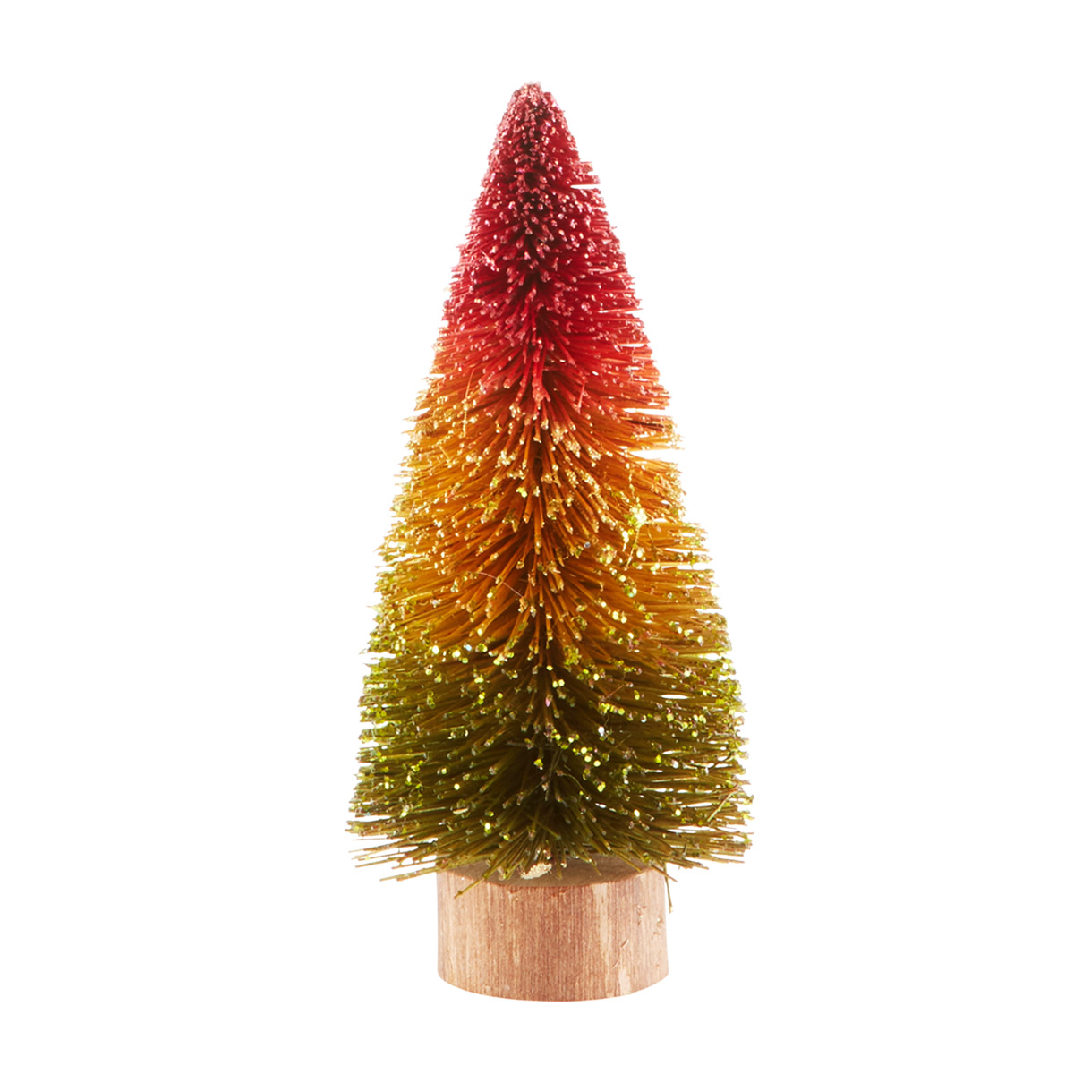 Sisal Tree Red/Gold/Green