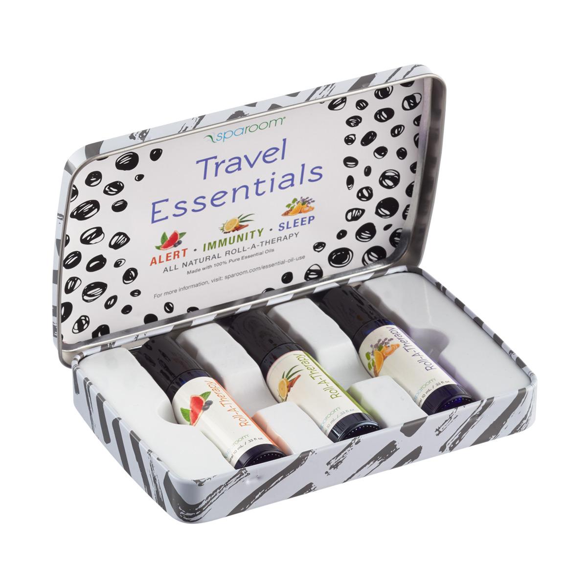 Travel Essential Oil Kit