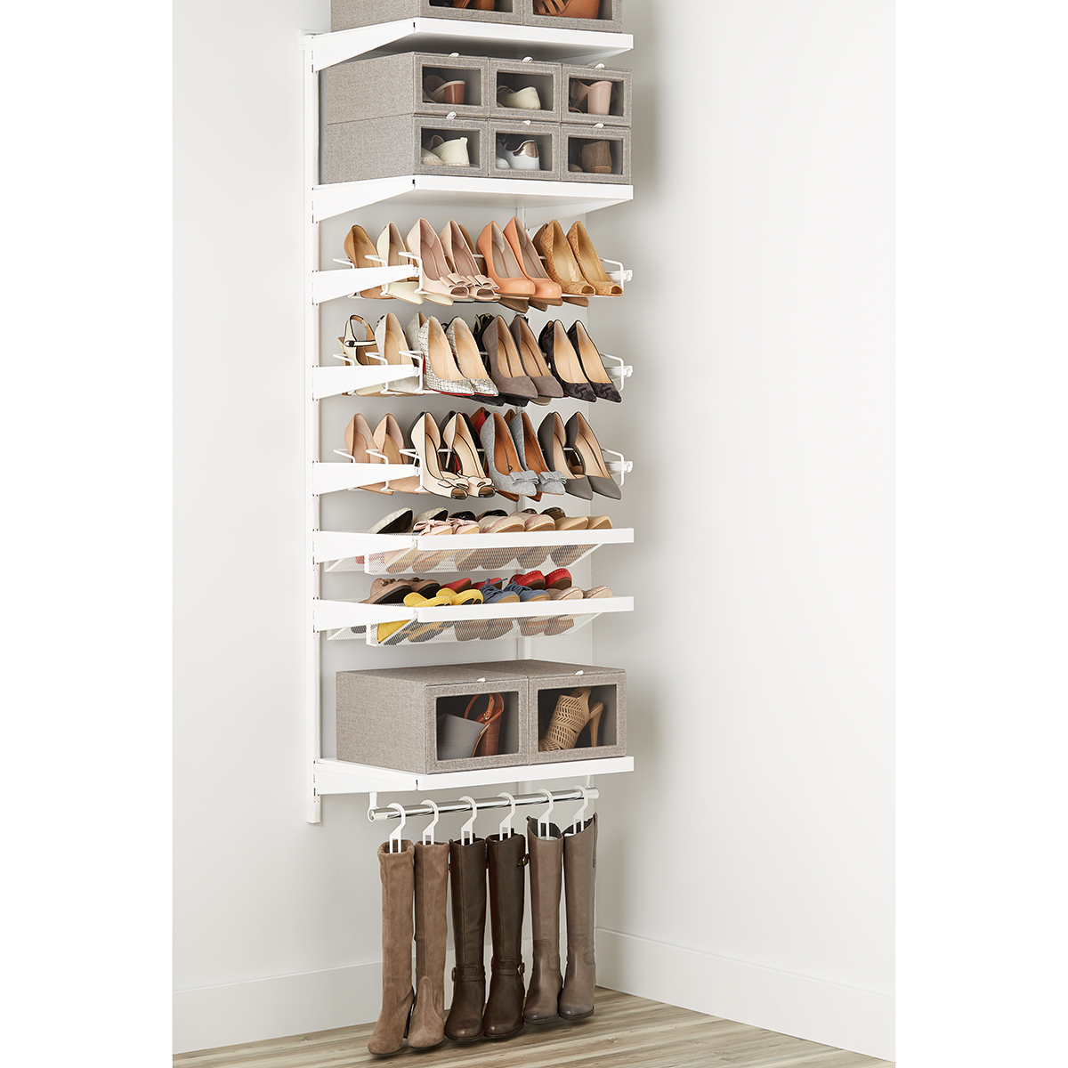 Shoe Wall