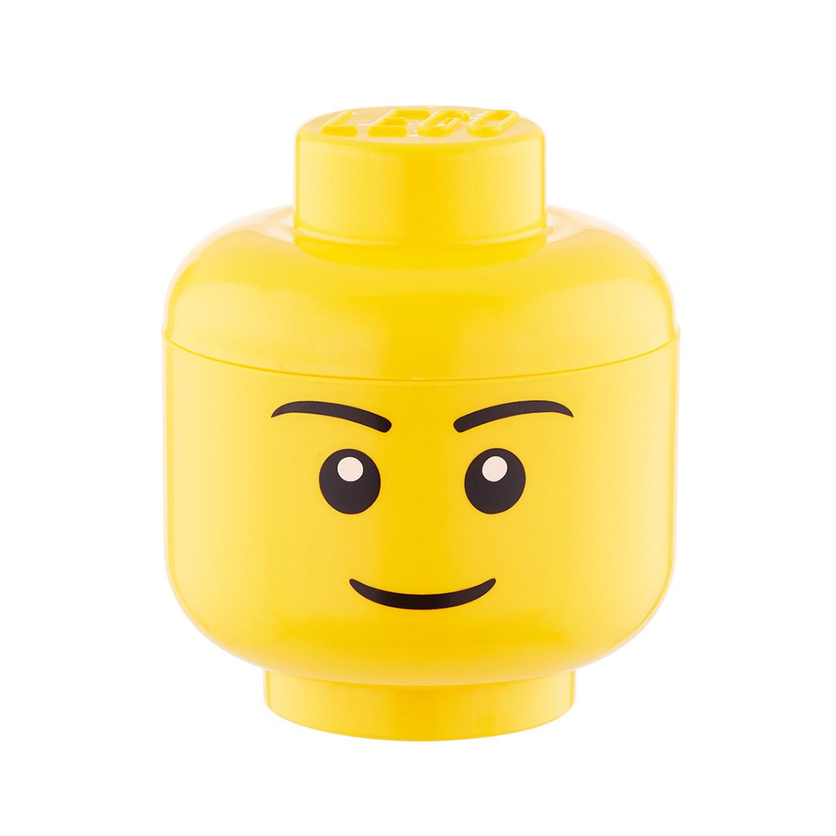 Lego~ Storage Head