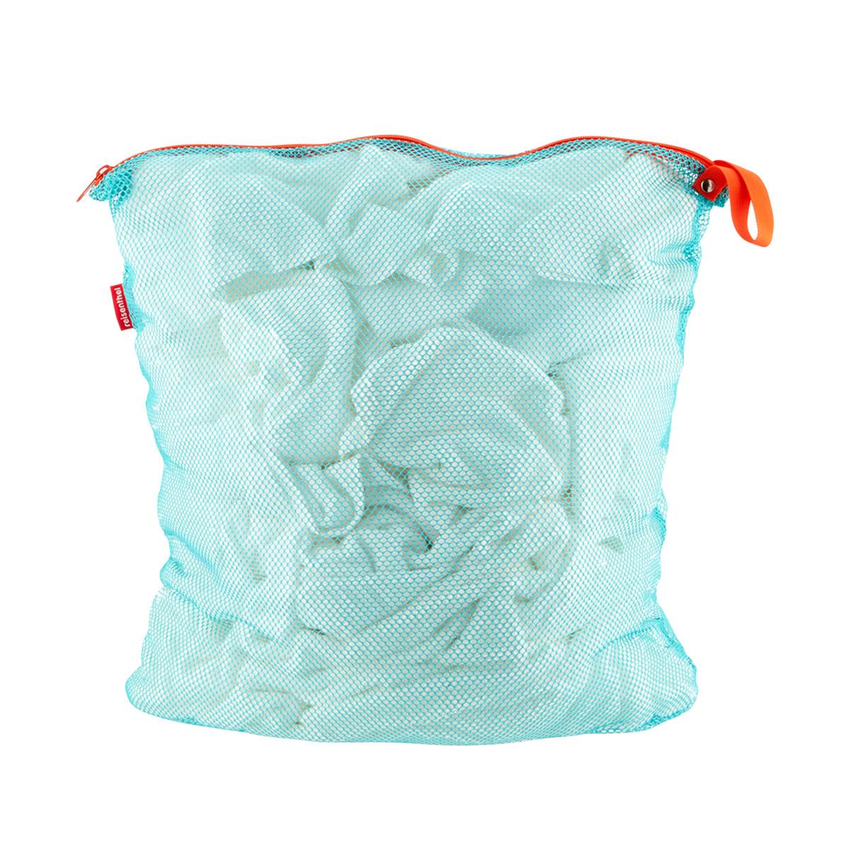 Mesh Sac L Turquoise