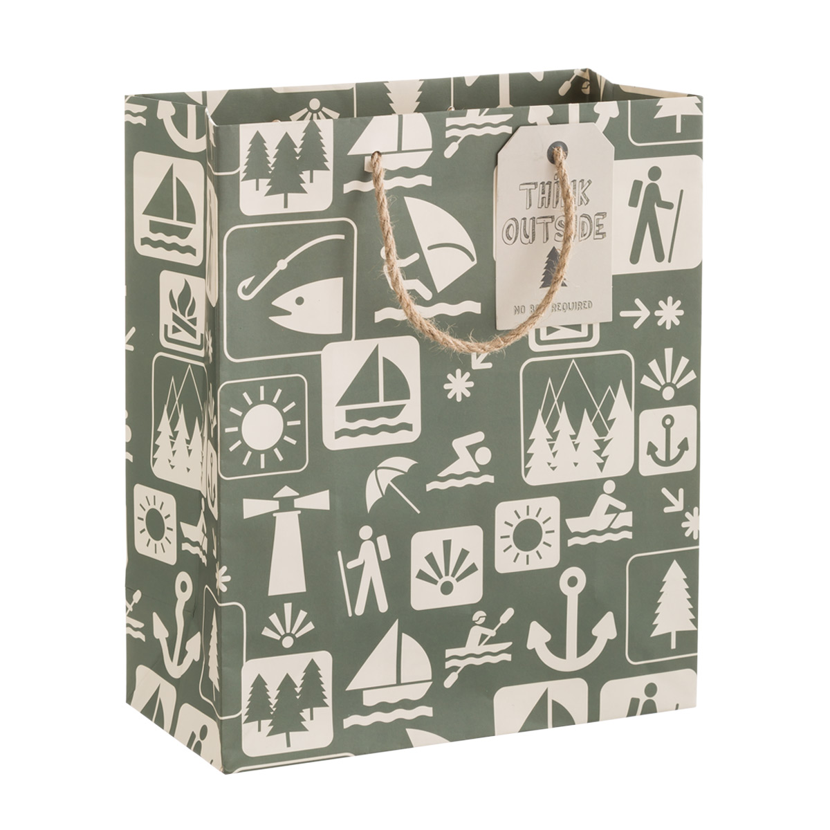 Large Tote Great Outdoors