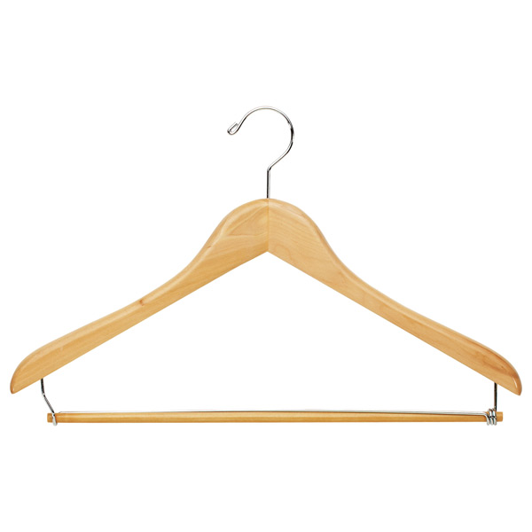 Hanger with Trouser Bar