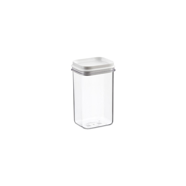 Stacking Canister w/ White Lid