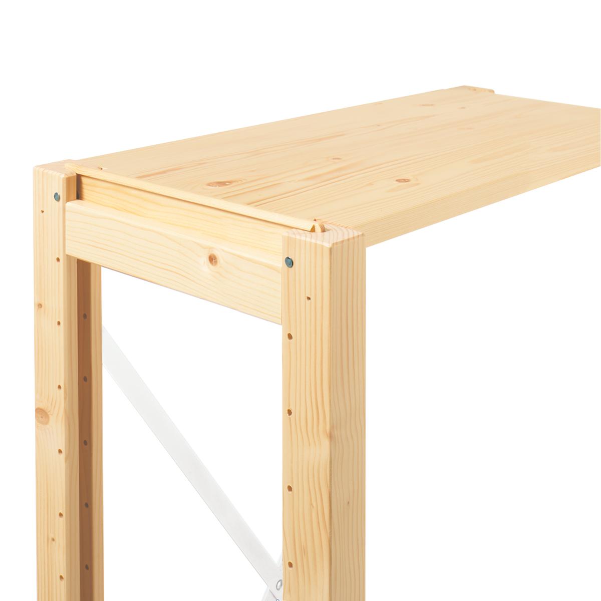 Upright/Shelf Cap
