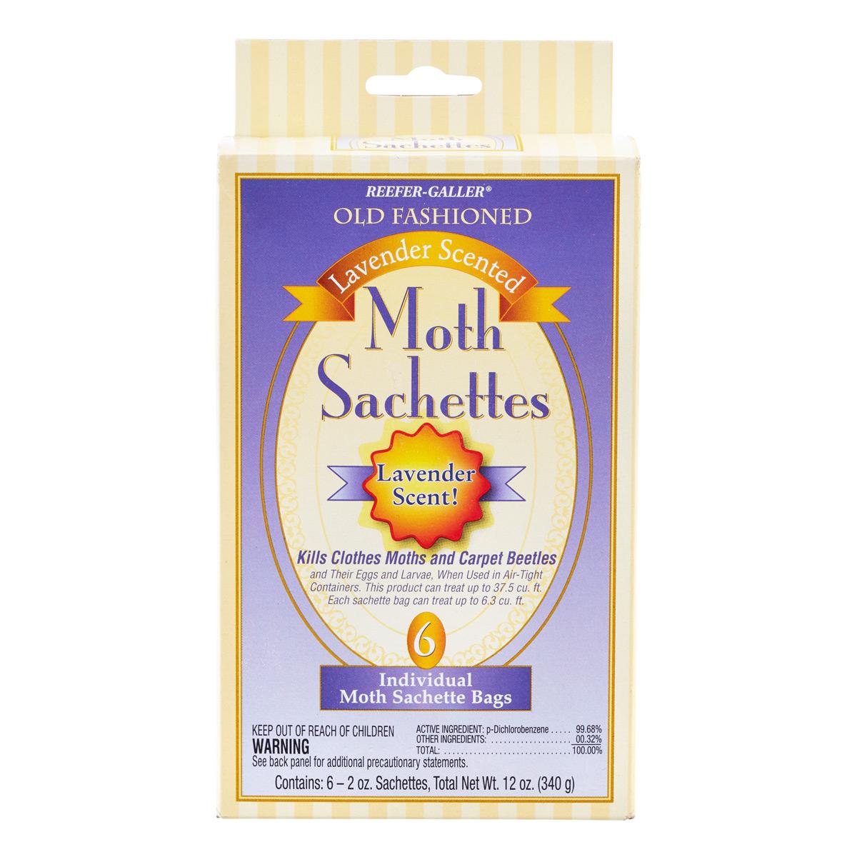 No-Moth~ Sachettes