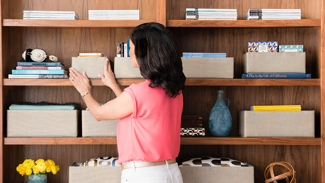 Professional Organizers Home Organization The Container Store