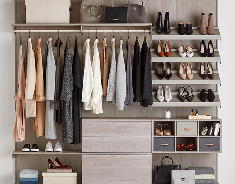 The Container Store Custom Closets