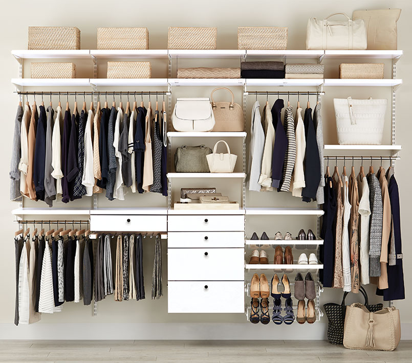 The Container Store Closet Systems Stunning Custom Closets Custom Closet Shelving Systems The Container Store
