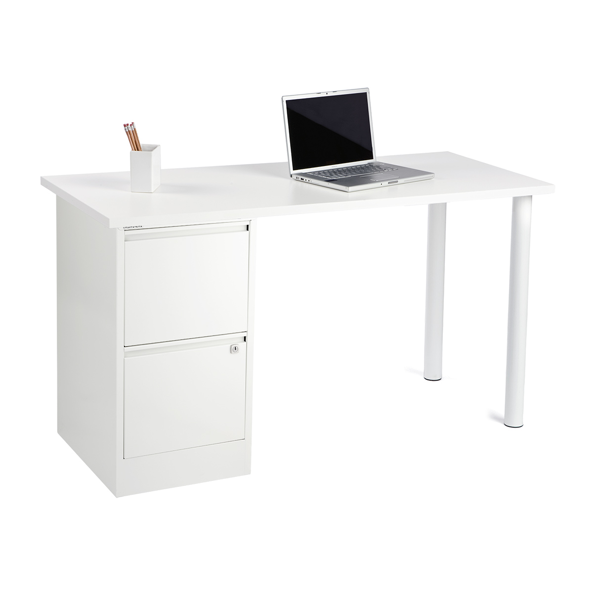 Elfa Desk Configuration Bisley