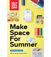 Make Space for Summer