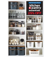 Kitchen & Pantry Essentials Sale