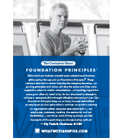 Our Foundation Principles