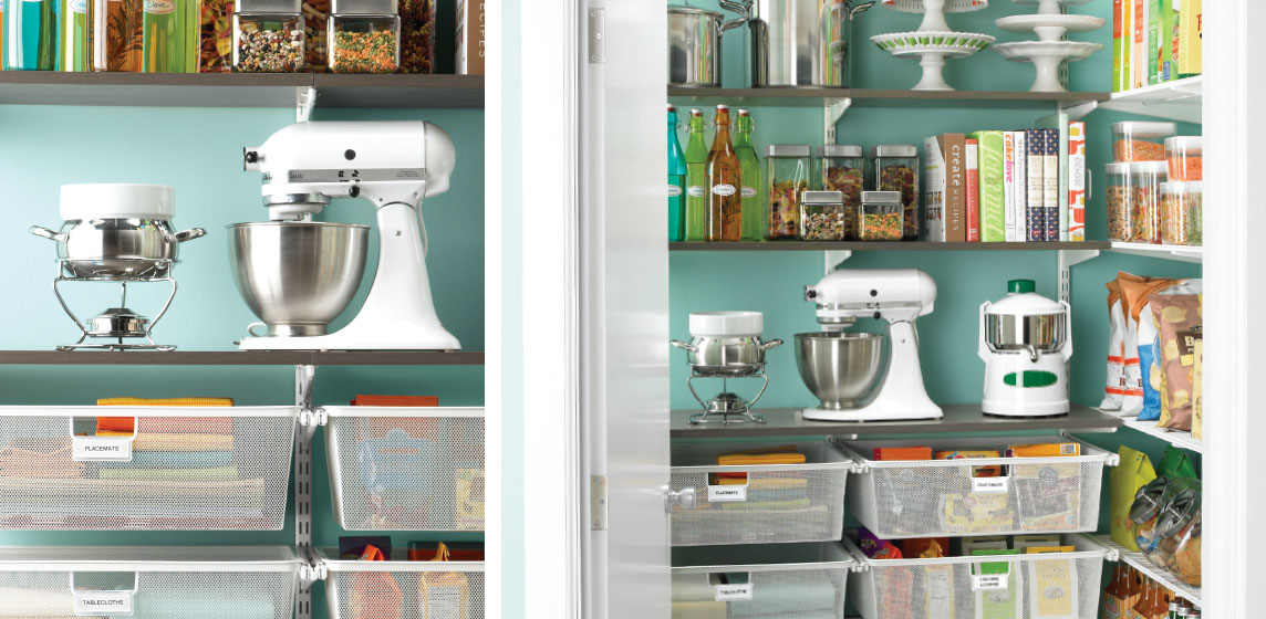 Pantry Shelving Ideas - Designs & Ideas for Kitchen Shelves ...