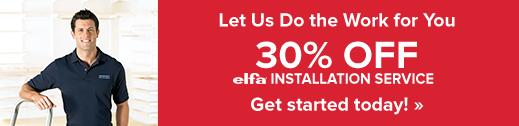 Elfa Banner