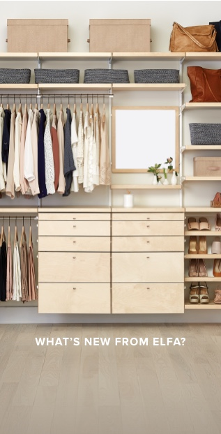 The Container Store Storage Organization Custom Closets