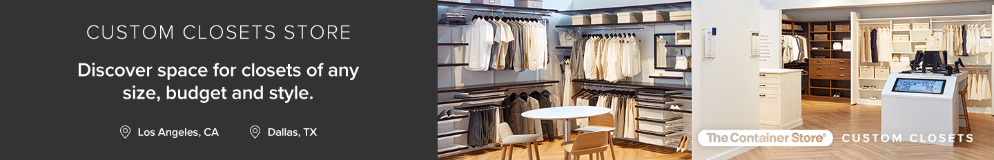 Cherry Creek Custom Closets, Organization & Storage Store ...