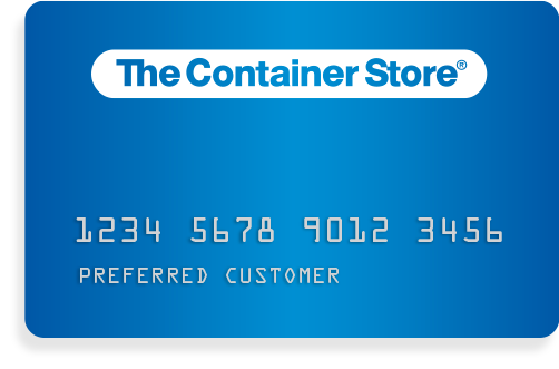 The Container Store Credit Card
