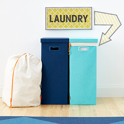 Laundry Hampers, Bags, and Baskets Perfect for Your Dorm-image