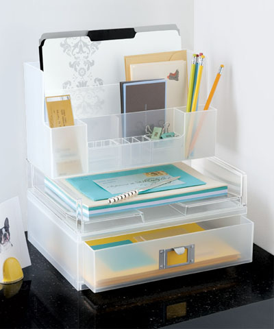 Create More Space On Your Desk Ideas Amp Organization Tips