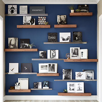 Four Simple Bookshelf Ideas-image