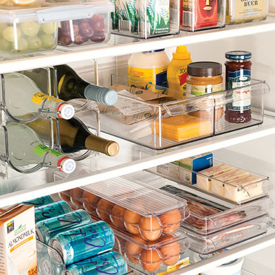 Image result for organized refrigerator