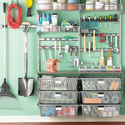 Garage Storage & Organization Ideas-image