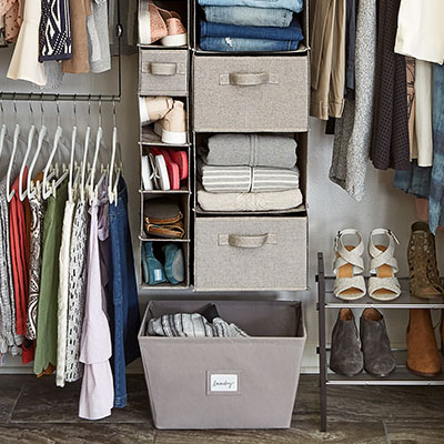 How To Organize A Small Closet-image
