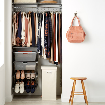 8 Tips For Small Space Organization & Maximizing Space-image