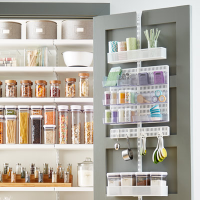 The perfect pantry how to organize a pantry kitchen for Organization ideas for kitchen pantry