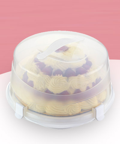Preserve the Freshness of Your Wedding Cake-image