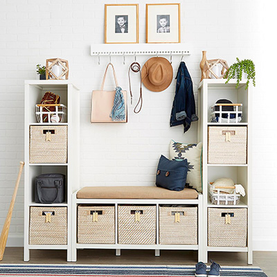 Entryway Storage U0026 Organization Ideas