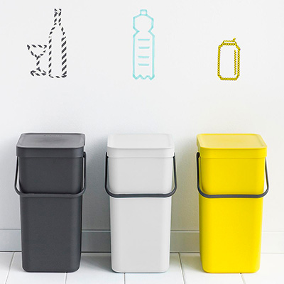 How To Set Up a Recycling Center-image