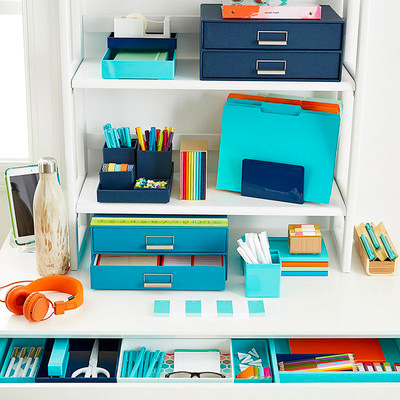 Ideas For A Kid's Desk & Study Zone-image