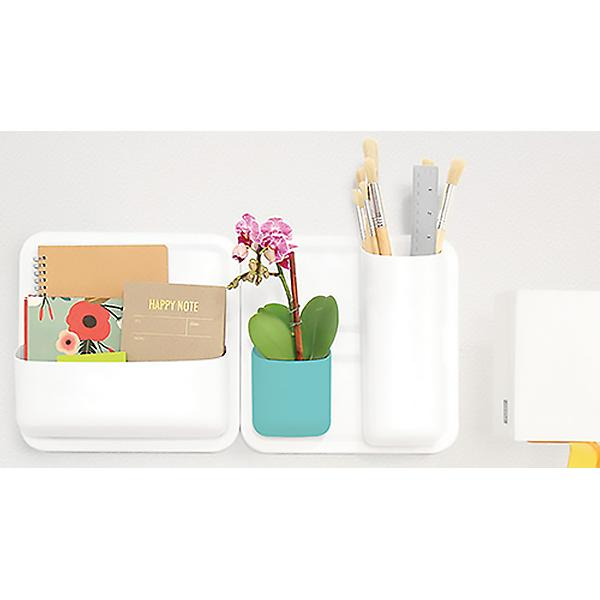 Perch Magnetic Wall Storage Collection