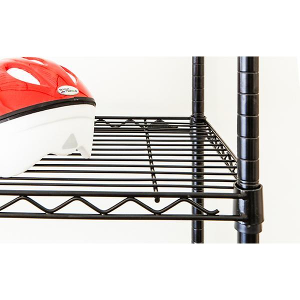 Metal Kitchen Shelves - InterMetro Kitchen Shelves | The Container Store