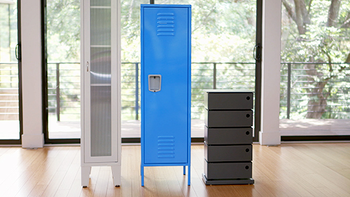 Steel Cabinets, Lockers and Drawers Video